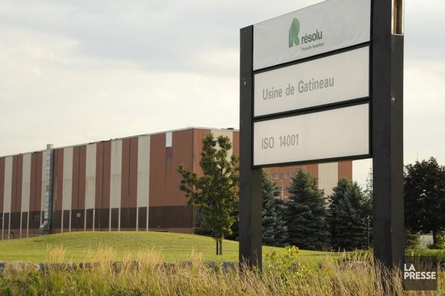 L'entente concerne quelque 2000 syndiqués des 11 usines... (Photo Archives La Presse)