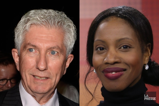 Gilles Duceppe et Yolande James croiseront le fer... (Photos d'archives La Presse)