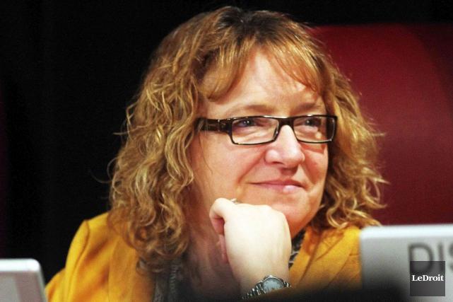 Sylvie Goneau s'est attaquée à la vie personnelle... (Étienne Ranger, Archives LeDroit)
