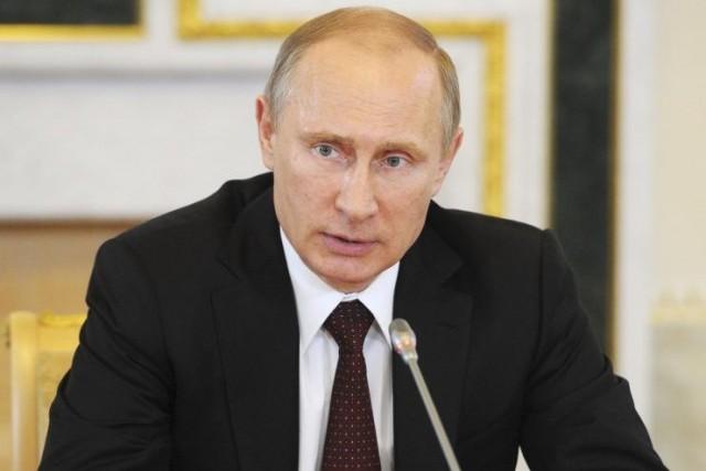 Le président de la Russie, Vladimir Poutine.... (Photo Mikhail Klimentyev, Reuters)