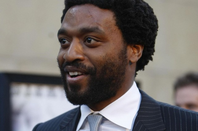 Chiwetel Ejiofor... (Photo Archives AFP)