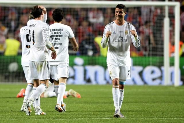 Le Real Madrid a remporté la «Decima», sa... (Photo Franck Fife, AFP)