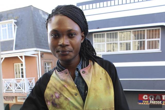Junior Mayema a quitté la République démocratique du... (Photo Sylvie St-Jacques, La Presse)