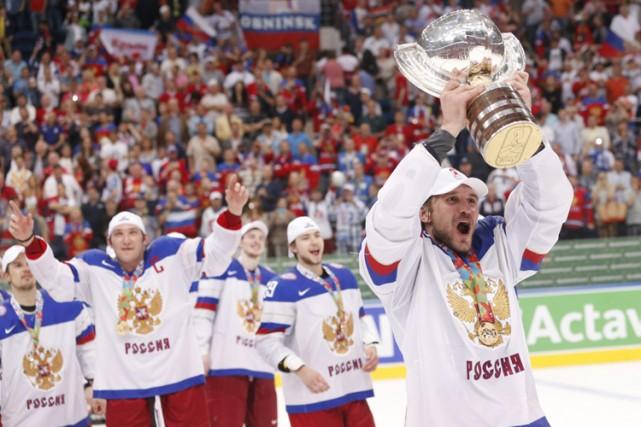 Cette victoire a permis à la Russie de... (Photo: AP)