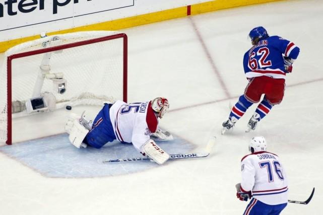 Relisez le clavardage du quatrième match de la série entre le Canadien et les... (Photo: Reuters)