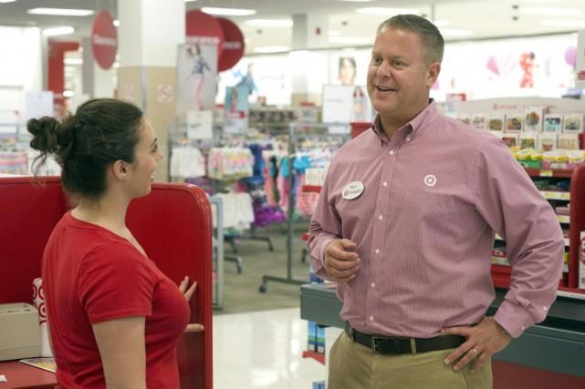Afin de relancer Target au Canada, le nouveau... (PHOTO FOURNIE PAR TARGET)