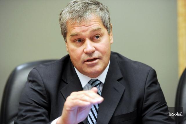 Le ministre de l'Éducation Yves Bolduc.... (PHOTO ÉRICK LABBÉ, LE SOLEIL)