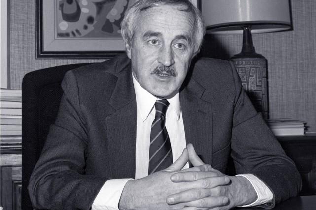 Gilles Cloutier, physicien et ancien recteur de l'Université... (Photo fournie par l'Université de Montréal)
