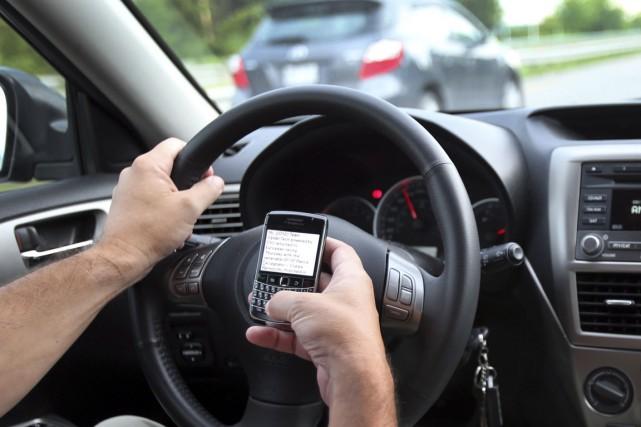 Selon un sondage, les automobilistes américains haïssent voir... (PHOTO TOM BOLAND, ARCHIVES LA PRESSE CANADIENNE)