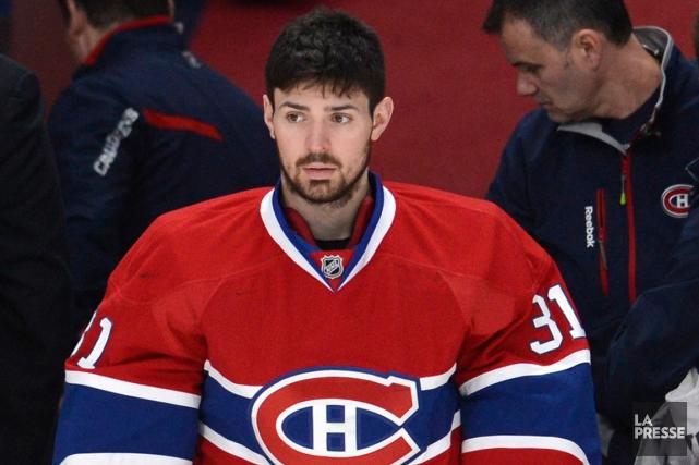 Il serait très surprenant de voir Carey Price... (Photo Bernard Brault, archives La Presse)