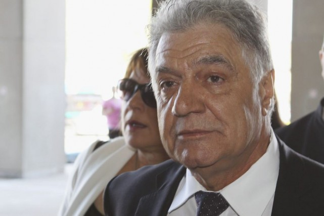 Joe Fontana est maire de London, en Ontario.... (PHOTO DAVE CHIDLEY, ARCHIVES LA PRESSE CANADIENNE)