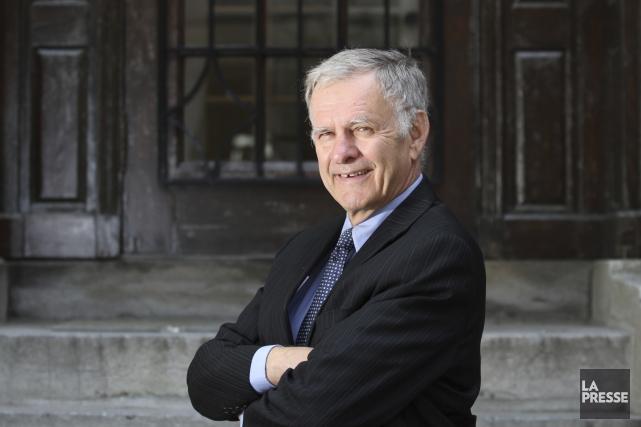 Cofondateur de SECOR et candidat à la mairie... (Photo archives La Presse)