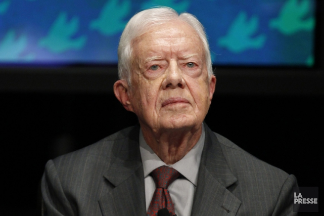 Jimmy Carter... (Archives Reuters)