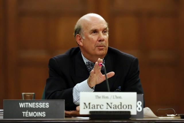 Marc Nadon a été écarté par la Cour... (Archives Reuters)