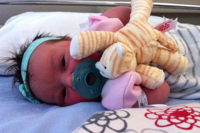 Le bébé qui a été enlevé lundi en...