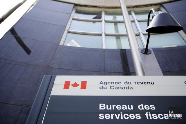 L'ensemble de la dette fiscale de 31 milliards... (Photo Sarah Mongeau-Birkett, archives La Presse)