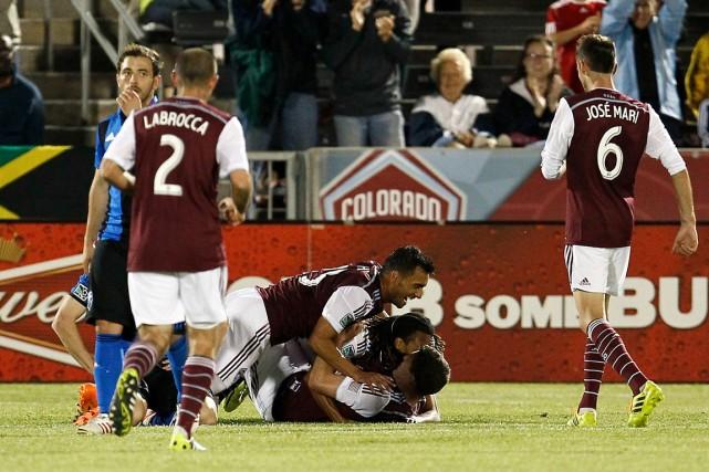 L'Impact a encaissé un revers difficile de 4-1,... (Photo Isaiah J. Downing, USA Today)