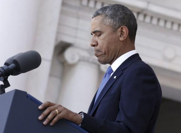 Barack Obama... (Photo archives AFP)