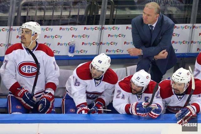 Le Canadien fera face à l'élimination ce soir... (Photo Brad Penner, USA Today)