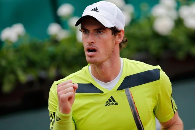 Andy Murray... (Photo Stephane Mahe, Reuters)