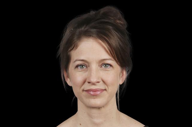Stéphanie Lévesque...