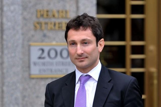 Fabrice Tourre, 35 ans, avait été reconnu responsable... (Photo Archives AFP)