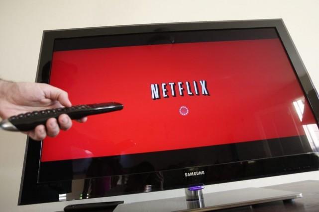 Netflix a beaucoup mis l'accent ces derniers temps... (Archives AP)