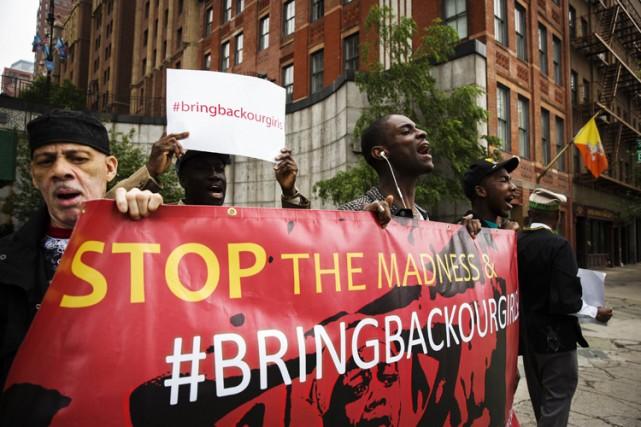 La communauté internationale s'est mobilisée pour réclamer la... (Photo: Reuters)
