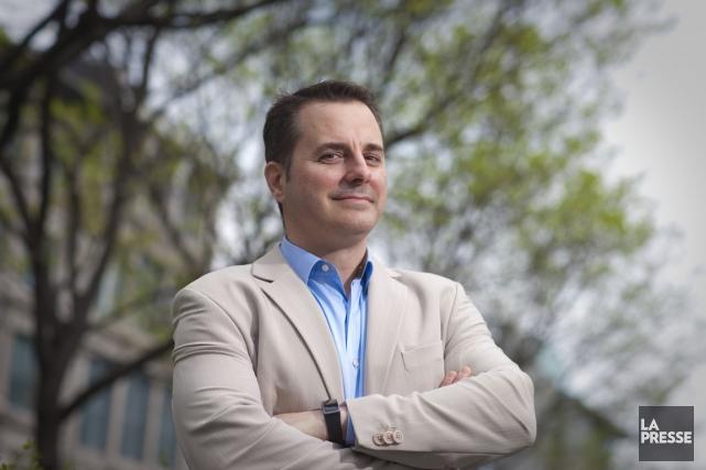 Jean-François Samray, PDG de l'Association québécoise de la... (PHOTO ANDRÉ PICHETTE, LA PRESSE)