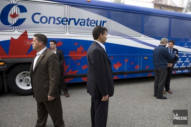 En principe, la campagne sera lancée officiellement le... (Photo archives La Presse)