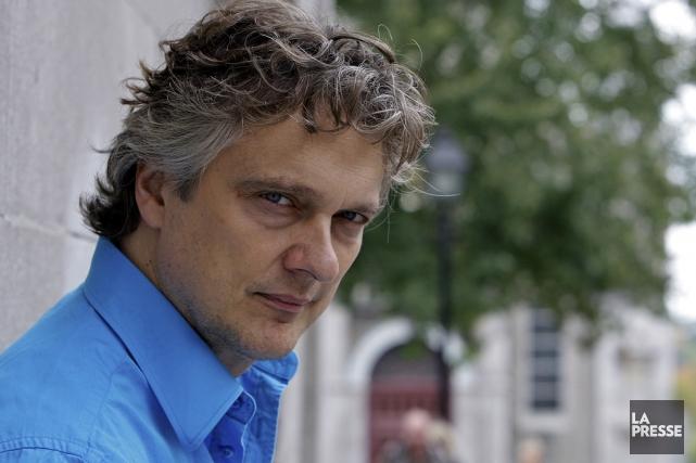 Le comédien Normand D'Amour jouera aux côtés de... (Photo: archives La Presse)