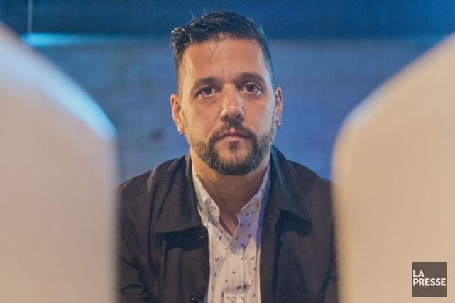 Depuis 10 ans à CBC, l'animateur George Stroumboulopoulos... (Photo: Ivanoh Demers, La Presse)