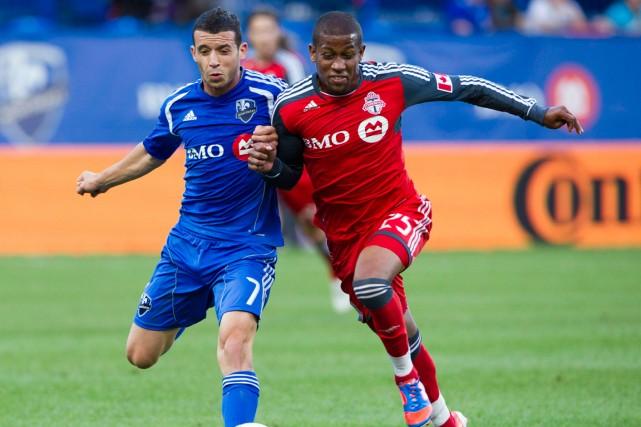 L'Impact retrouvera à Toronto une équipe améliorée à... (Photo Ryan Remiorz, archives PC)