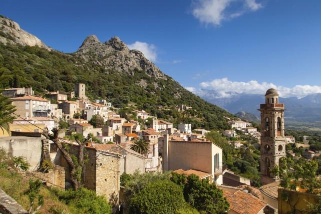 Huile d'olive, fromages: la Corse se flatte d'être... (Photo Digital/Thinkstock)