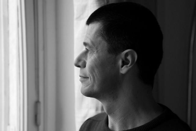 Emmanuel Carrère sera de retour avec Le royaume.... (Photo: fournie par Gallimard)