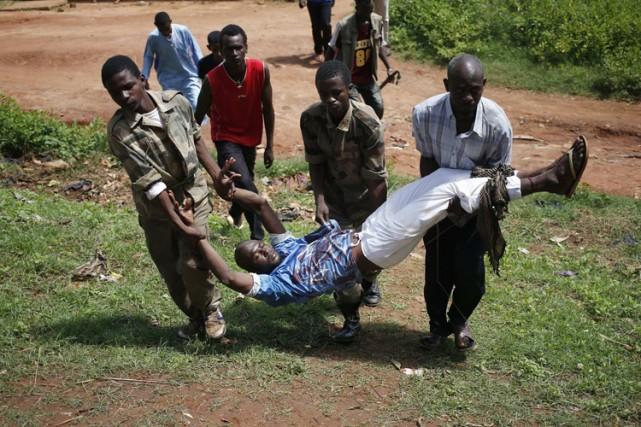 La crise centrafricaine a pris un tournant interconfessionnel... (Archives Reuters)