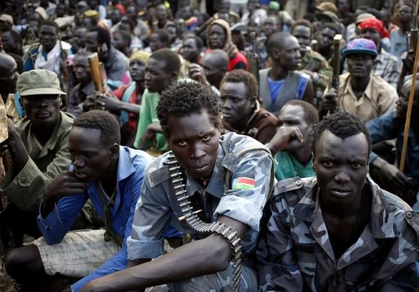 La guerre civile se déchaîne déjà dans le... (Photo Goran Tomasevic, Reuters)