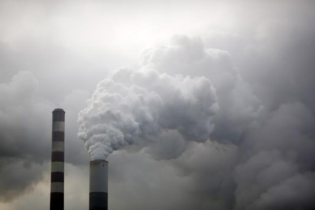 Selon l'agence d'information sur l'énergie (EIA), 37% de... (PHOTO LUKE SHARRETT, ARCHIVES BLOOMBERG)
