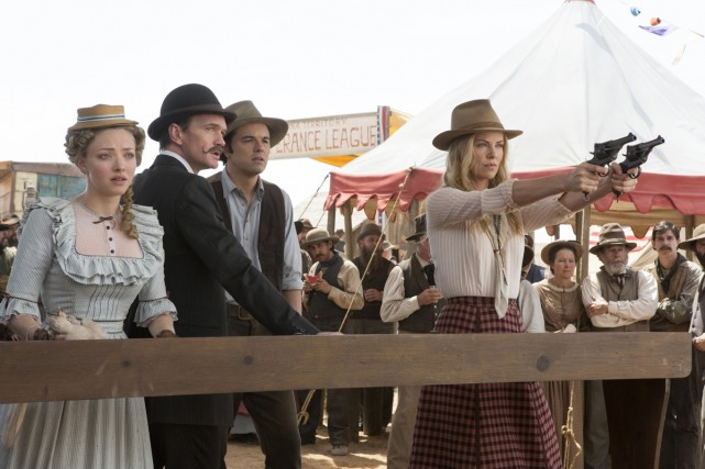 Amanda Seyfried, Neil Patrick Harris, Seth MacFarlane et... (Photo: fournie par Universal Pictures)