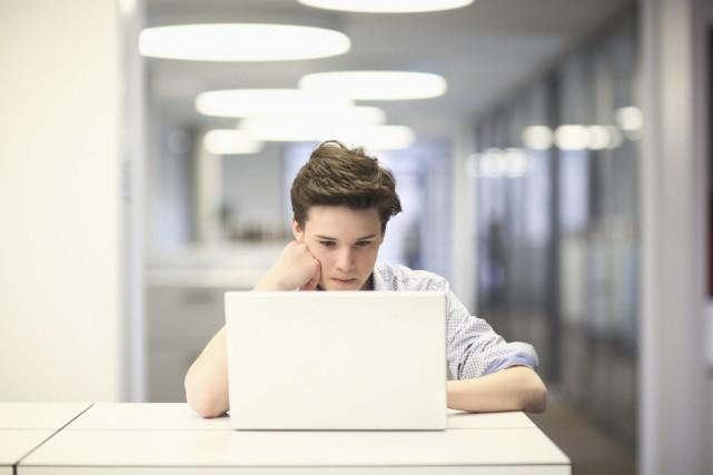 Environ un garçon de septième année sur 10... (Photo Digital/Thinkstock)