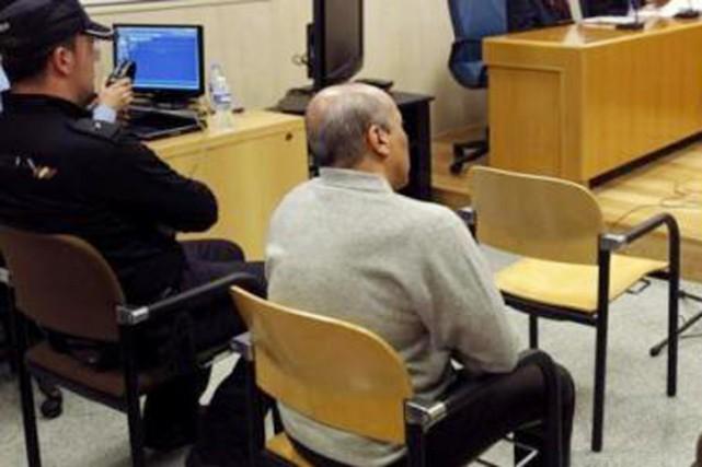 Selon les juges, Mudhar Hussein Almalki «fait partie... (PHOTO ARCHIVES EFE)