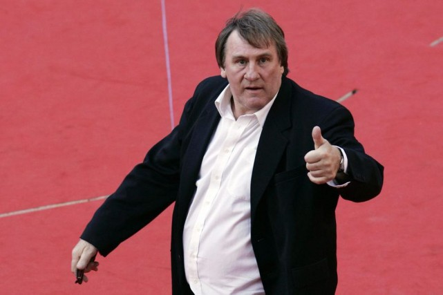 Gérard Depardieu, vedette du film.... (PHOTO ARCHIVES AP)
