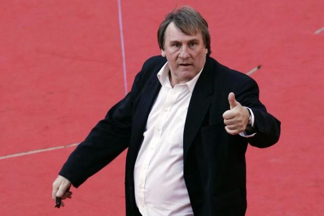 Gérard Depardieu... (PHOTO ARCHIVES AP)