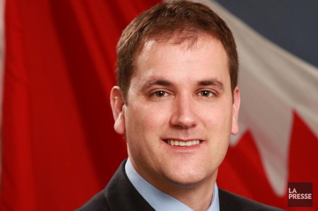 Le secrétaire parlementaire du président du Conseil du... (Photo La Presse)