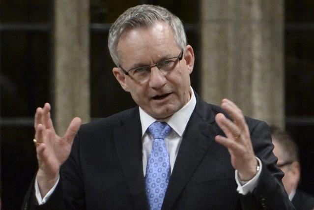 Ed Fast a affirmé jeudi que l'entente de... (Photo La Presse Canadienne)