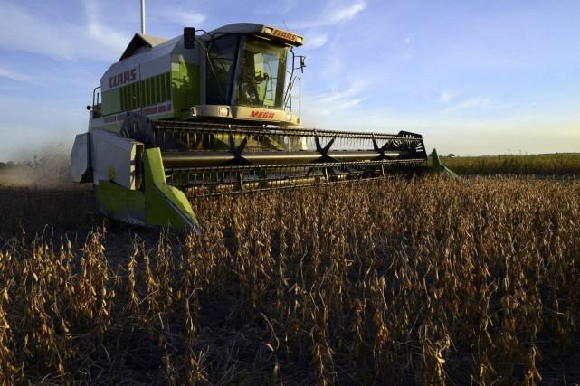 Selon des ONG comme Oxfam, le fait d'utiliser... (Photo : Diego Giudice, archives Bloomberg)