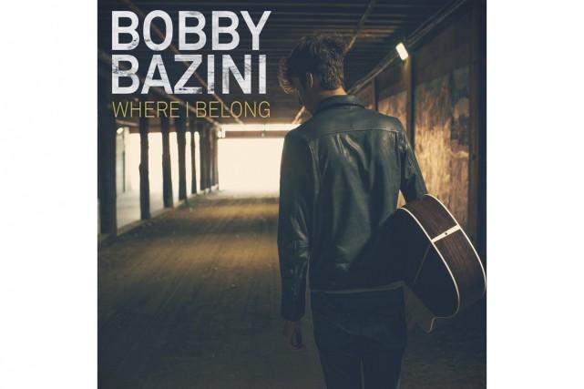 Bobby Bazini occupe toujours la première place du...