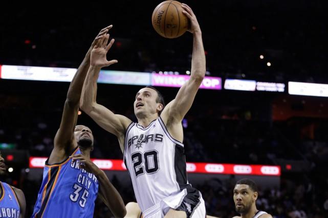 Les Spurs de San Antonio ont signé sept... (Photo Eric Gay, AP)