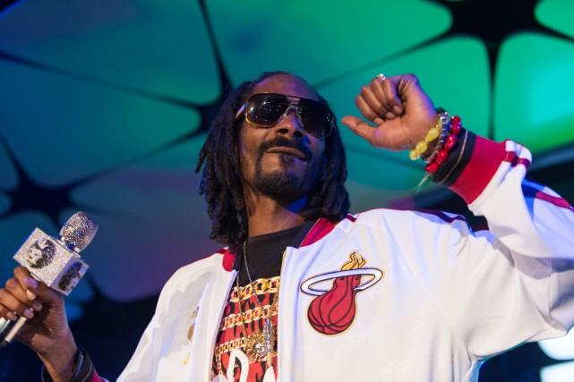 Snoop à Los Angeles, le 26 novembre dernier.... (PHOTO PAUL A. HEBERT, ARCHIVES AP)