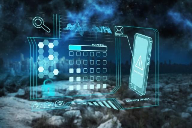 Les ordinateurs portables permettent déjà de travailler à... (Photo Thinkstock)
